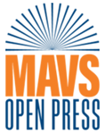 Logo for Mavs Open Press