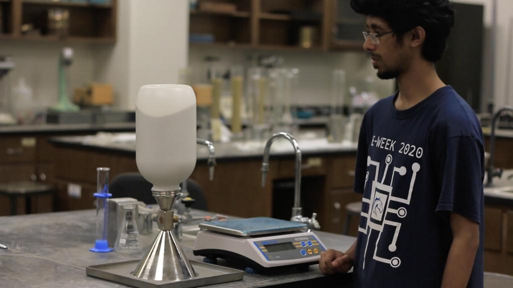 Calibration of the sand cone apparatus