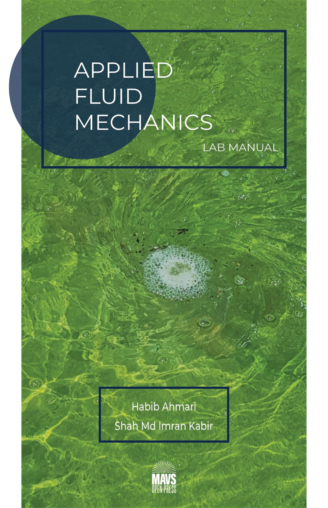 Cover image for Applied Fluid Mechanics Lab Manual