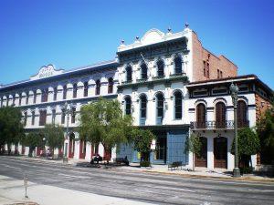Ejemplo de arquitectura colonial española