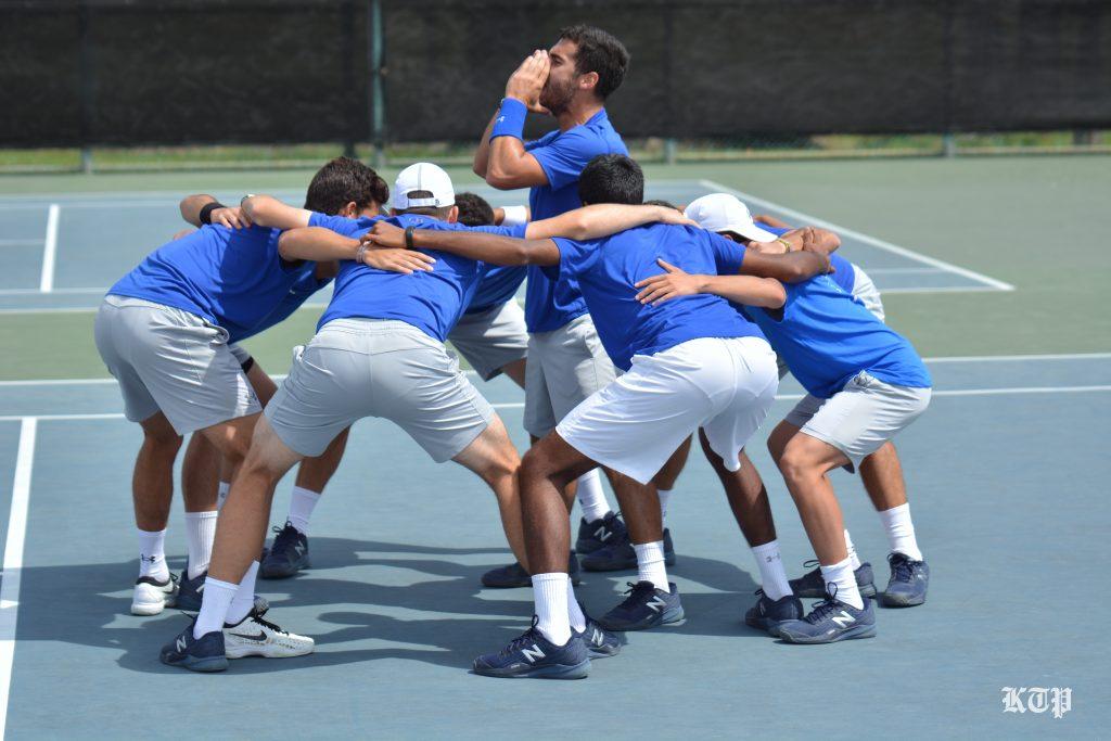 Tennis Team Building