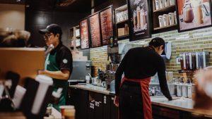 Coffee Shop Team