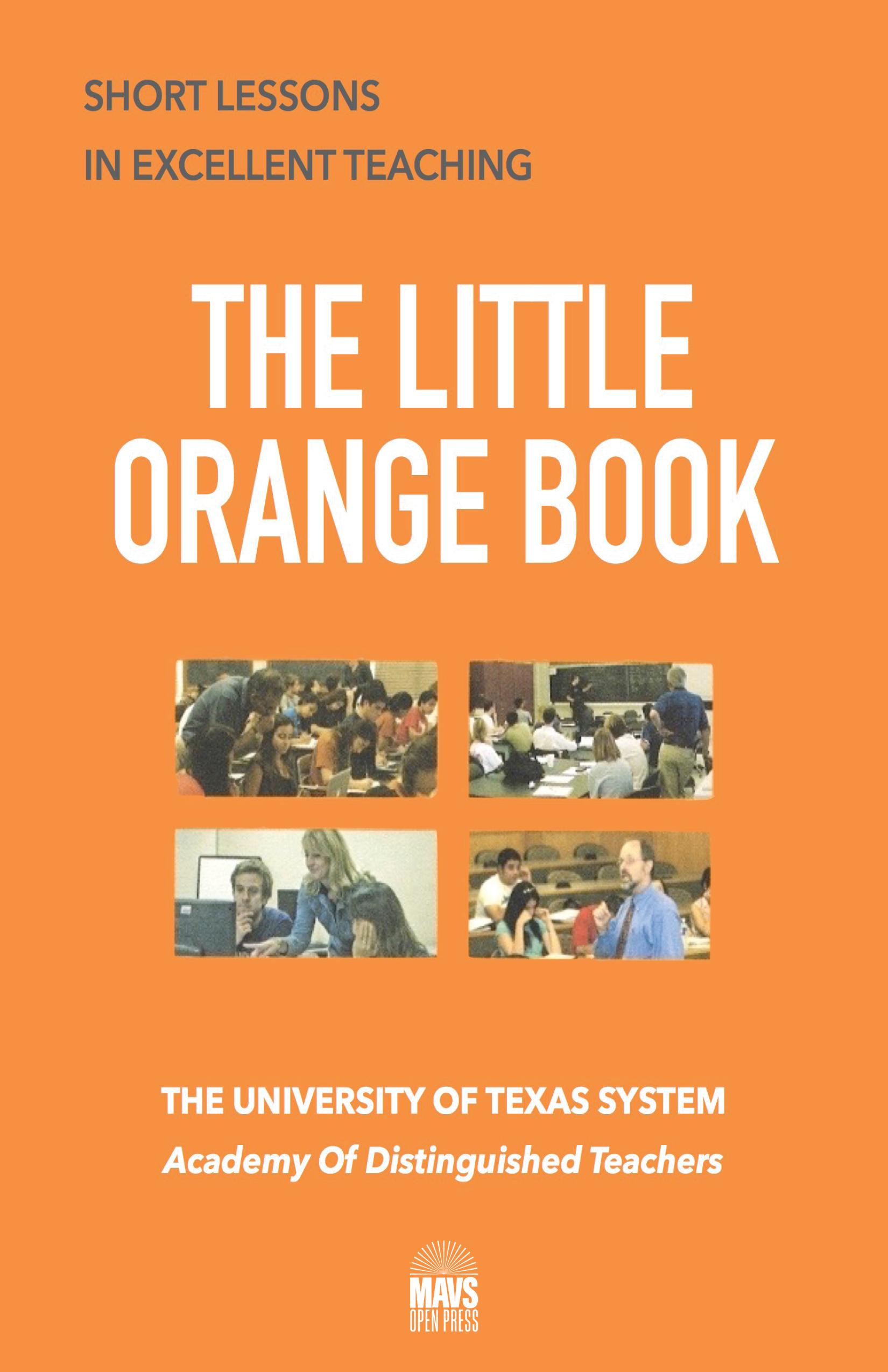 The Little Orange Book